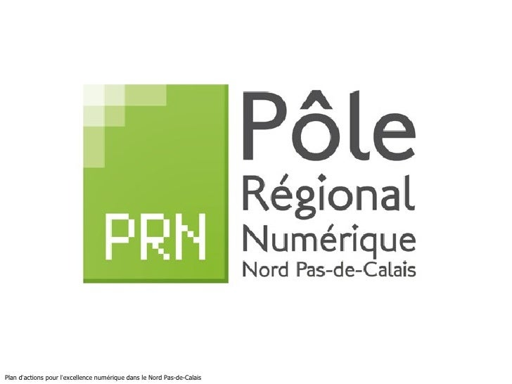 Plan d ' actions pour l ' excellence num é rique dans le Nord Pas-de-Calais