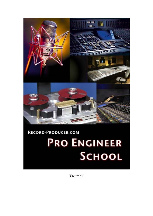 Pro  Engineer  School  Vol. 1