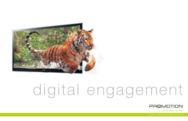 Pro-Motion - Digital Engagement