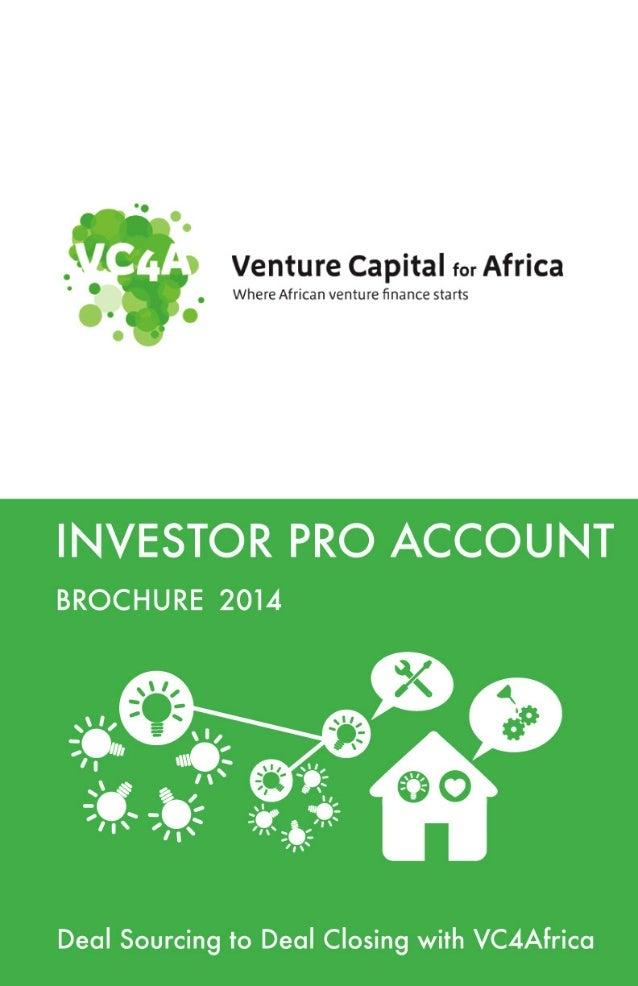 Pro Account Brochure 2014
