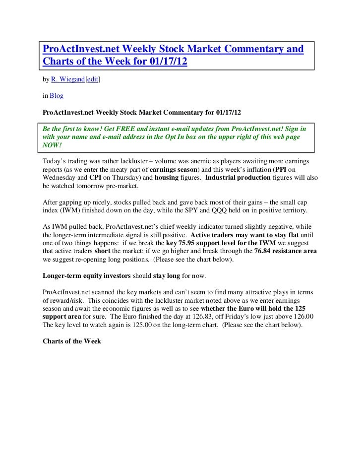 ProActInvest.net Weekly Stock Market Commentary andCharts of the Week for 01/17/12by R. Wiegand[edit]in BlogProActInvest.n...