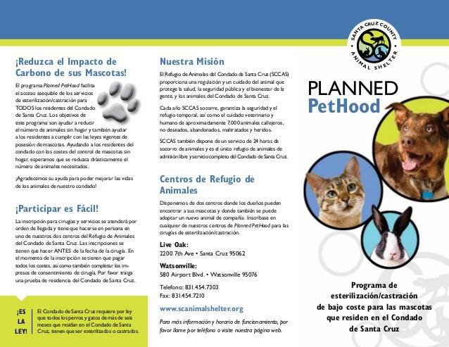 ¡Agradecemos su ayuda para poder mejorar las vidas de los animales de nuestro condado!  ¡Participar es Fácil! La inscripci...
