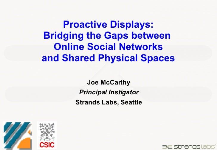 Proactive Displays IIIA 20080627