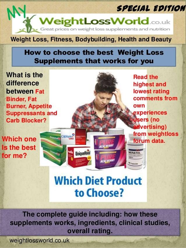 Special Edition  Weight Loss, Fitness, Bodybuilding, Health and Beauty       How to choose the best Weight Loss         Su...