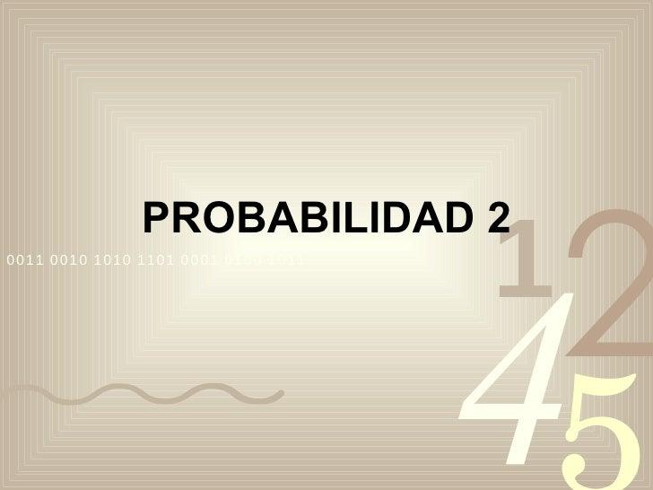 Probabilidad2