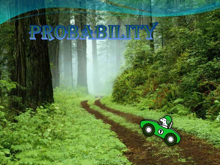 Probability is the way of expressing knowledge of belief that an event will occur on chance.   Did You Know?   Probability...
