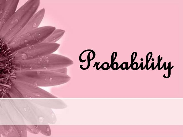 STAT: Probability (continuation)(2)