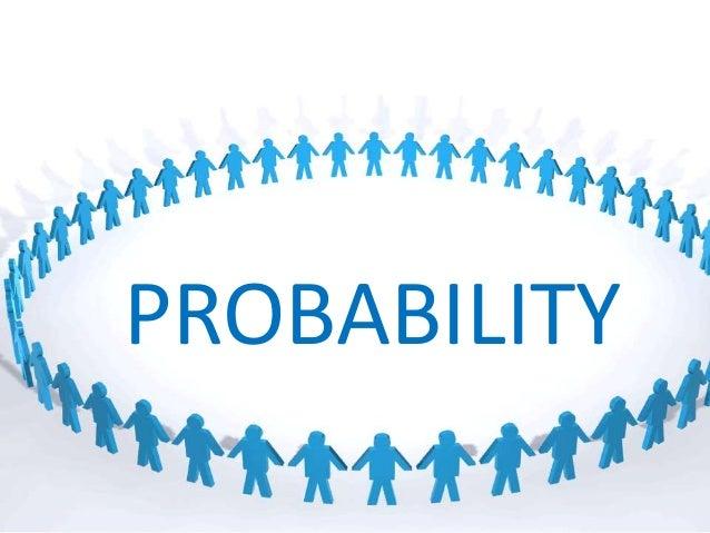 Probability part 1