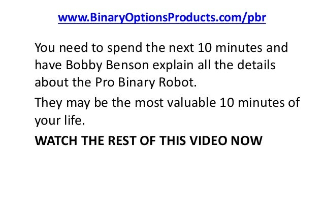 Binary options winning formula review