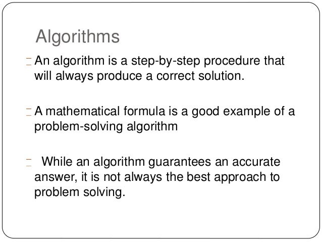 5 Must Know Algorithm Problem Solving Techniques or Approaches for Software Programmer