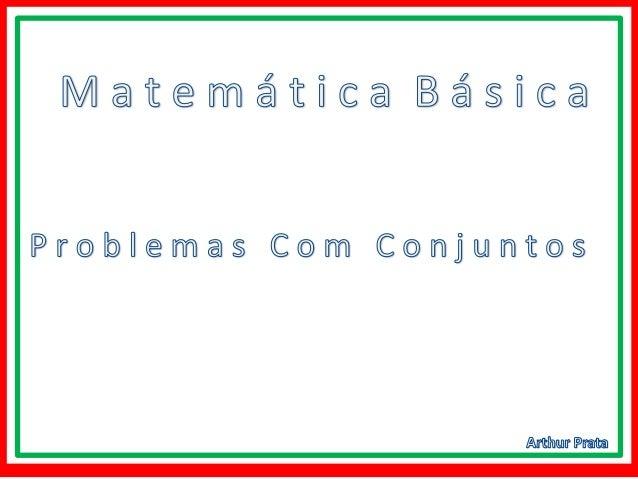 Matemática básica pag. 95 questão 287