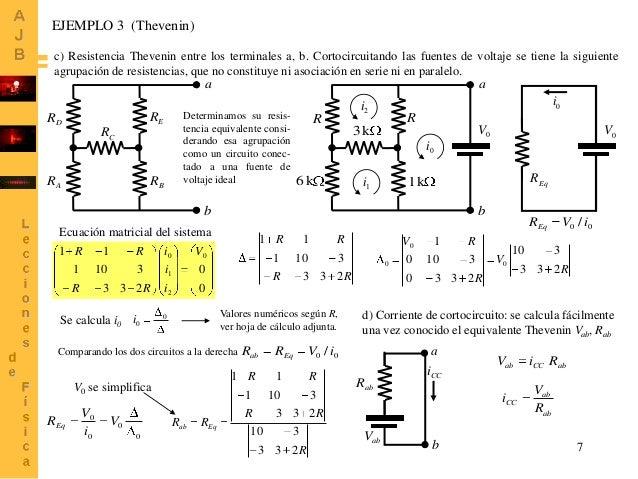 Circuito En Paralelo Ejemplos : Problemas de circuitos ejemplos resueltos