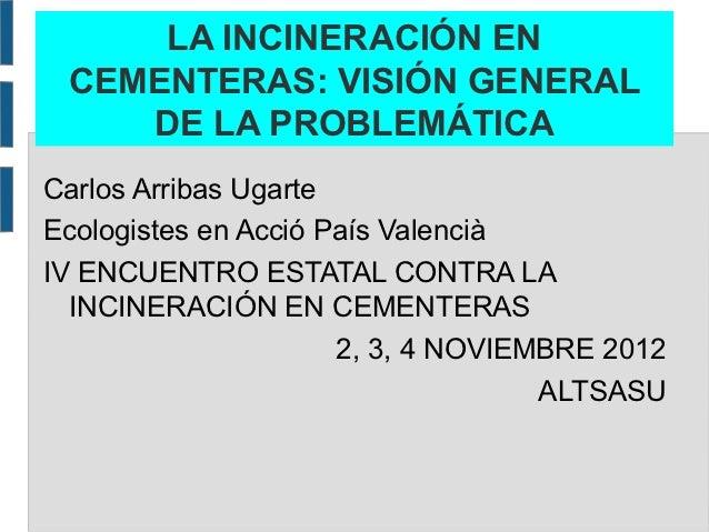 Problematica general anti cementeras-nov 2012