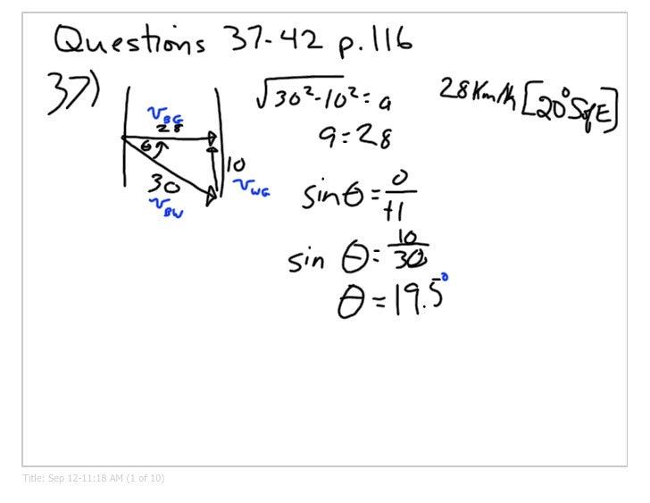 Problems 37 42