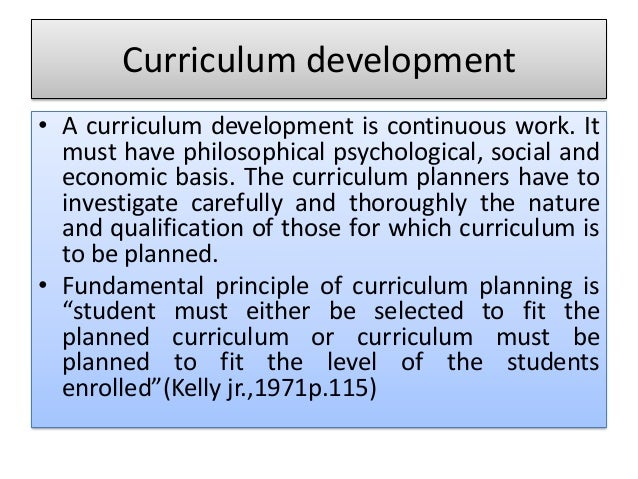 factors in the development of a guidance program Factors militating against effective vocational guidance programme in  the  importance of guidance and counselling in secondary schools and higher   ranging from career development, personal understanding to information about  the.