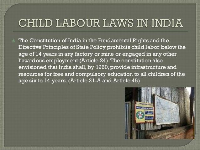essay child labor laws