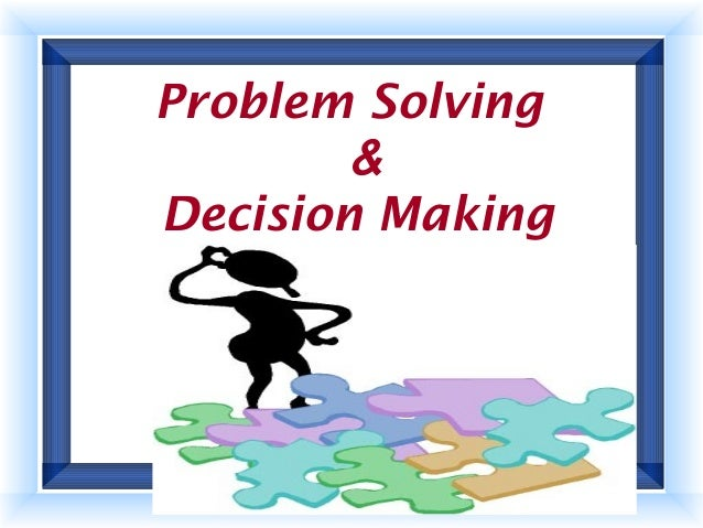 Can Do Problem Solving