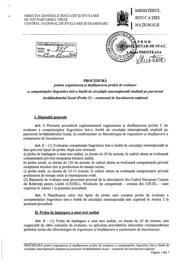 Procedura 755 proba_c