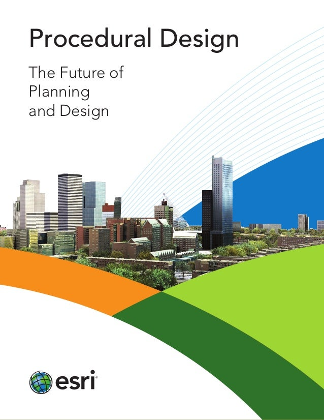 Procedural Design The Future of Planning and Design