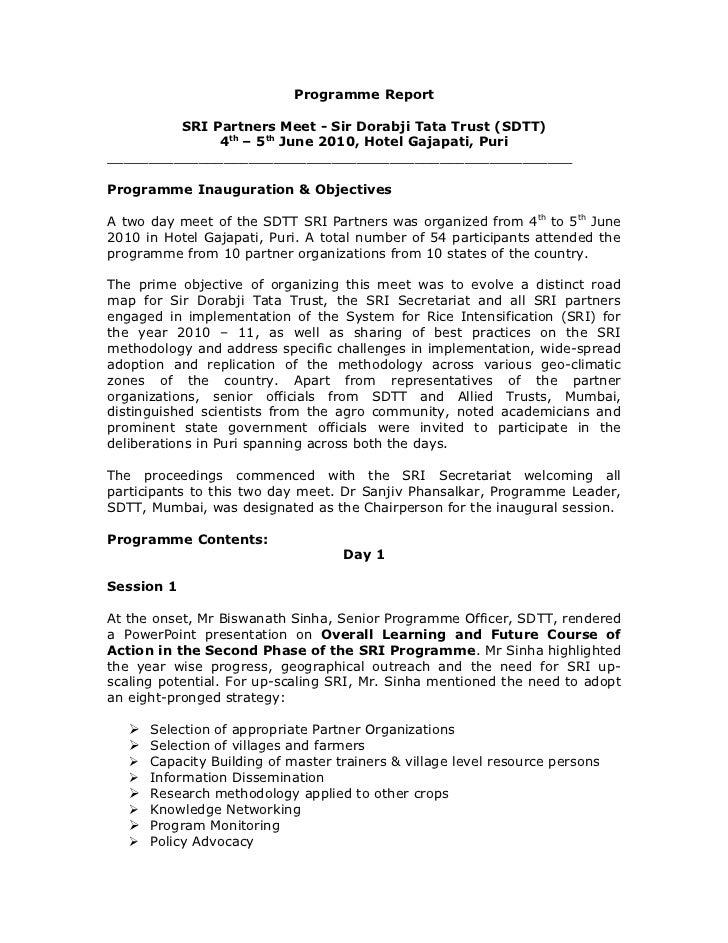 Proceedings   Partners Meet 4-5 June 2010 Puri
