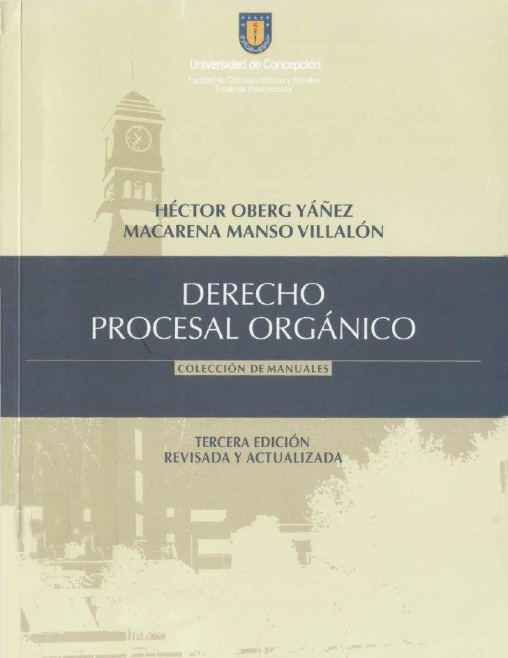 recursos procesales maturana pdf