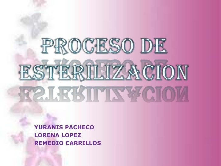 YURANIS PACHECOLORENA LOPEZREMEDIO CARRILLOS