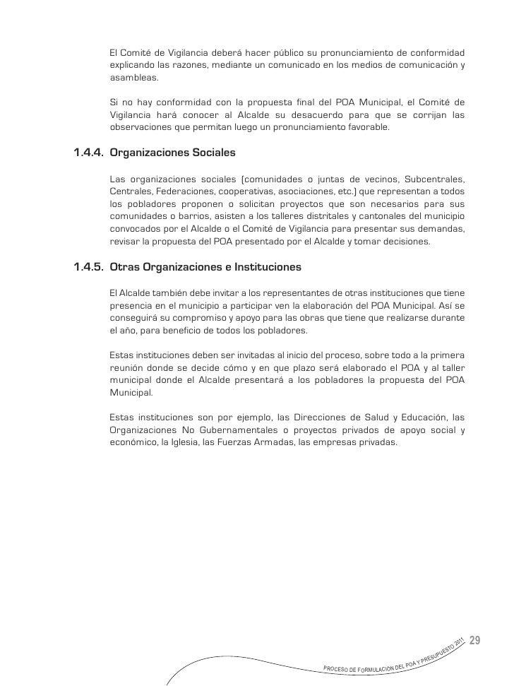 Elaboracion de un Presupuesto Publico Presupuesto la Elaboraci n