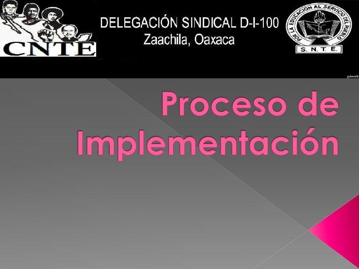 La implementación del marco    metodológico implica la realización de    tres diferentes procesos: (1) Fase de Preparación...
