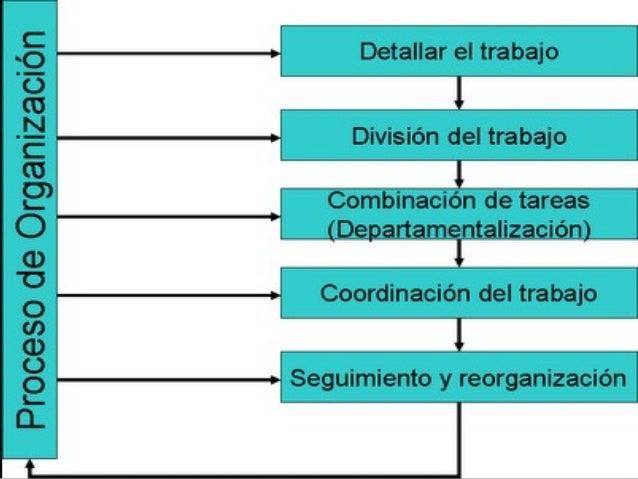 Proceso de organizaci n tipos y tecnicas administracion for Concepto de organizacion de oficina