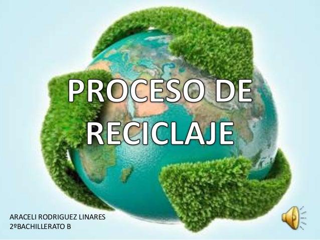 ARACELI RODRIGUEZ LINARES2ºBACHILLERATO B