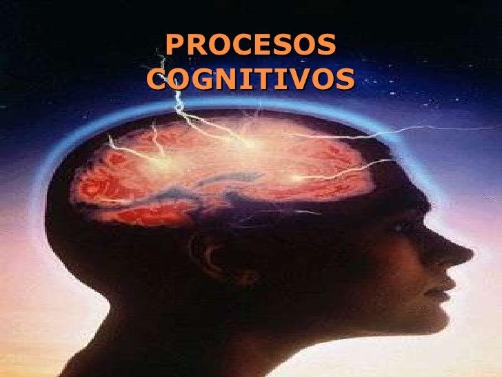 Procesos cognitivos por ISABEL YAUCEN