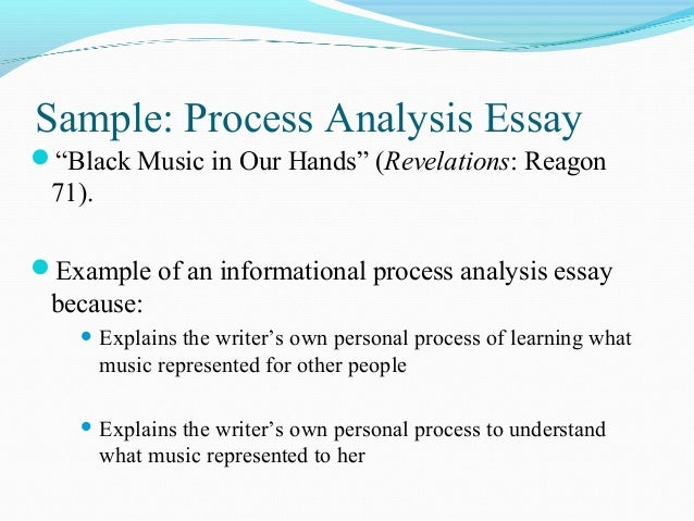 Example Of English Essay Thesis Statement For Process Essay Thesis Statement For Process Process  Analysis Thesis Statement Examples Dailynewsreport Essay On Business also Conscience Essay Thesis Statement For Process Essay Thesis Statement For Process  Essay On Library In English