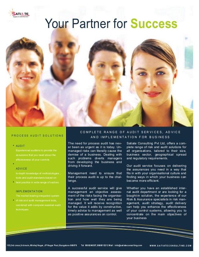 Process Audit - Your Partner for Success