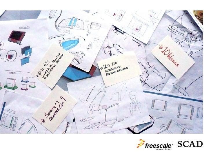 Freescale-SCAD IDUS 421 // IACT 720