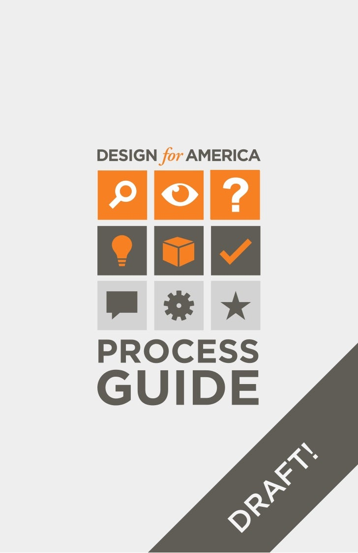 Design for America_Process Guide_UNDERSTAND