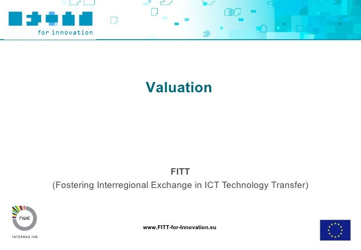 Process Valuation