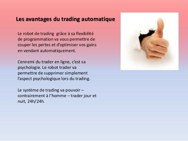 Systeme de trading automatique