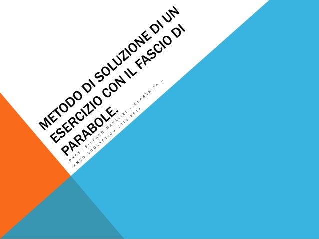 """TESTO DELL'ESERCIZIOLibro """"Nuova Matematica"""" a colori 3 vol di Leonardo Sasso, editore PetriniPag. 443 n.290""""Utilizzando i..."""