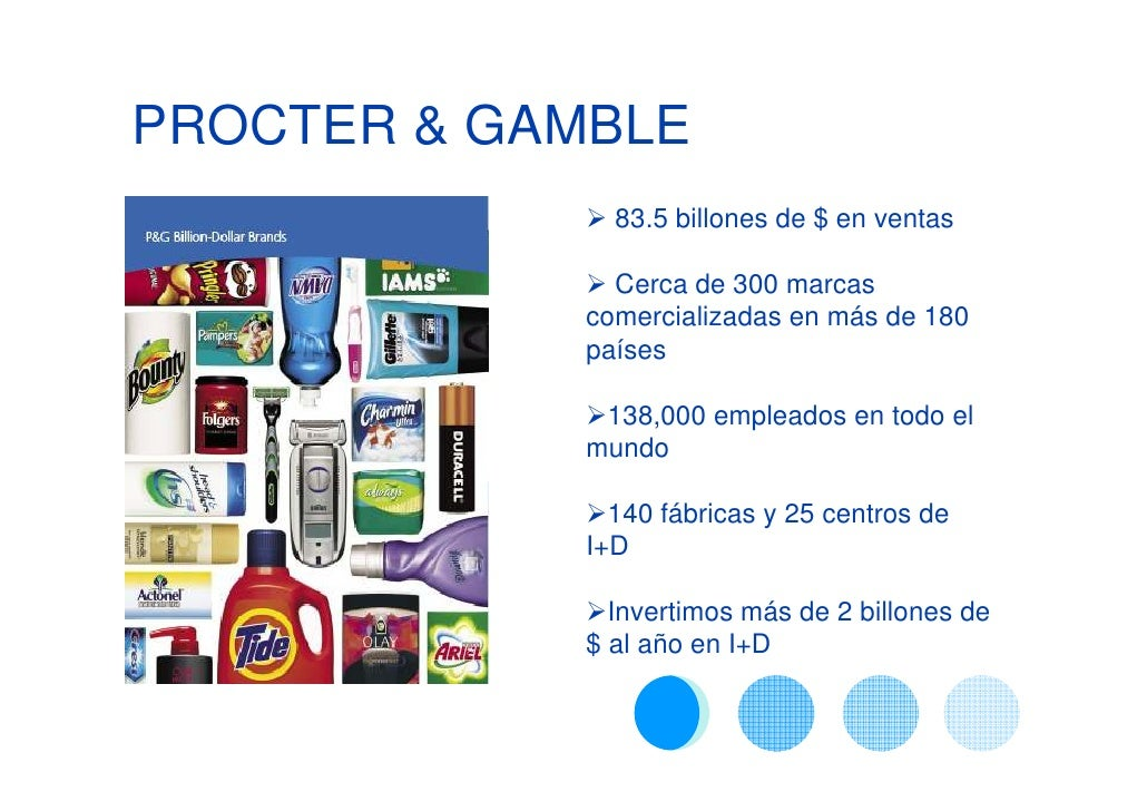 procter and gamble essay Proctor and gamble product - free essay: the procter & gamble company, also known as p&g, is an an essay on procter and gamble company 4034 words apr 4th, 2013 17 pages.
