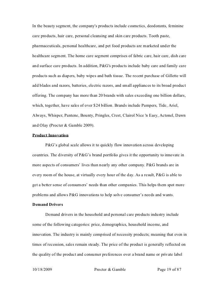 princessa beauty products case study analysis essay
