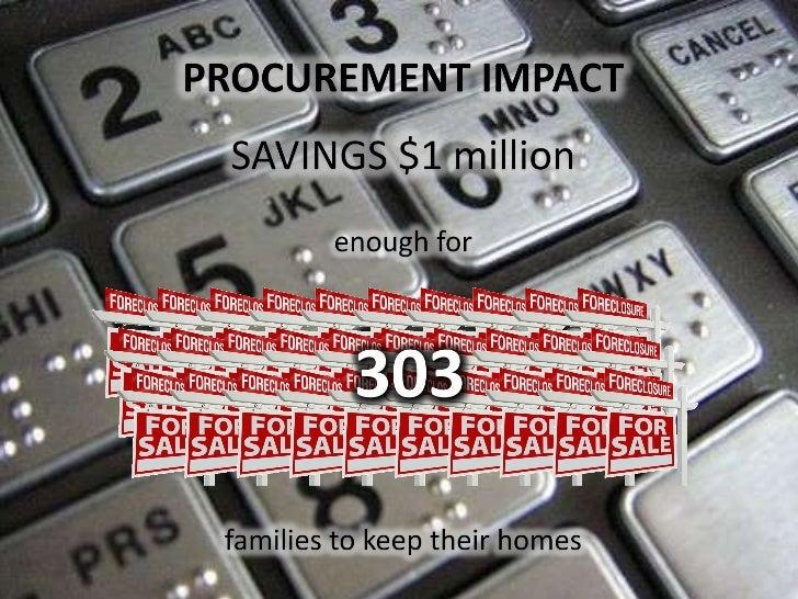 ProcureCon Corporate Sourcing 2011 - Berkshire Bank