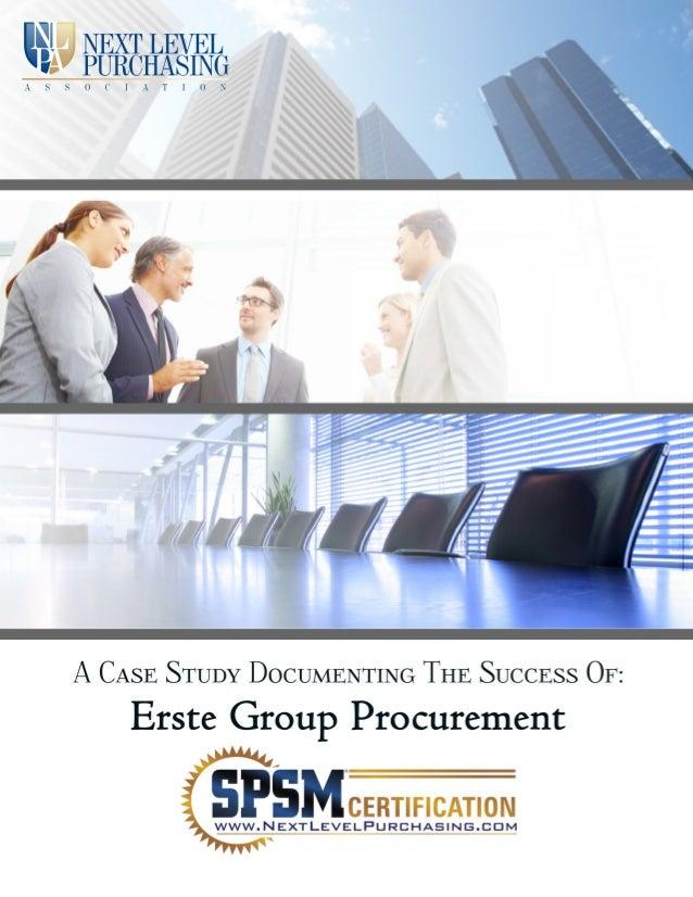 e-procurement case studies