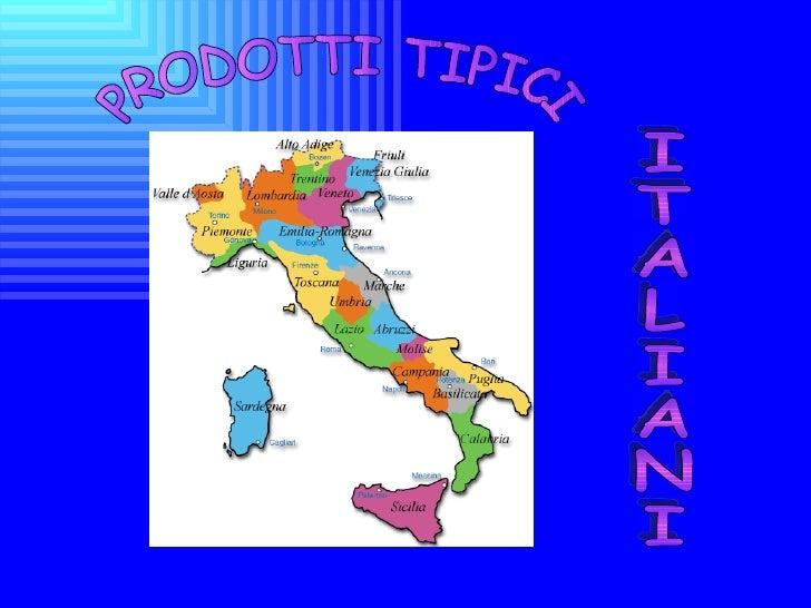 ITALIANI PRODOTTI TIPICI