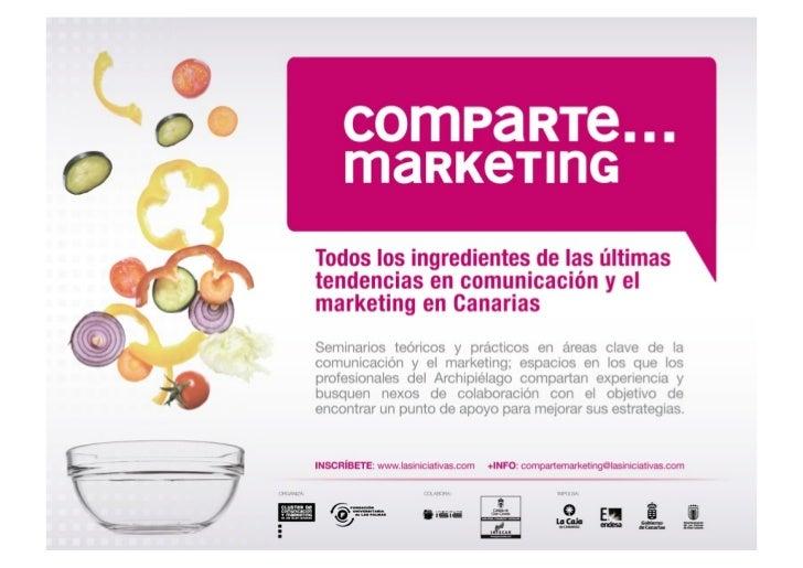 Comparte Marketing - Producción creativa - Lartaun Pérez