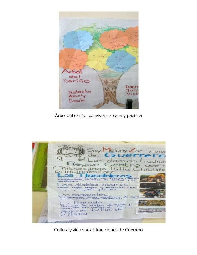Árbol del cariño, convivencia sana y pacífica Cultura y vida social, tradiciones de Guerrero