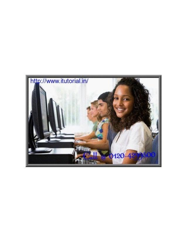 Free Online Summer & Winter Training Programs Company Noida India..Call @ 0120-4299500