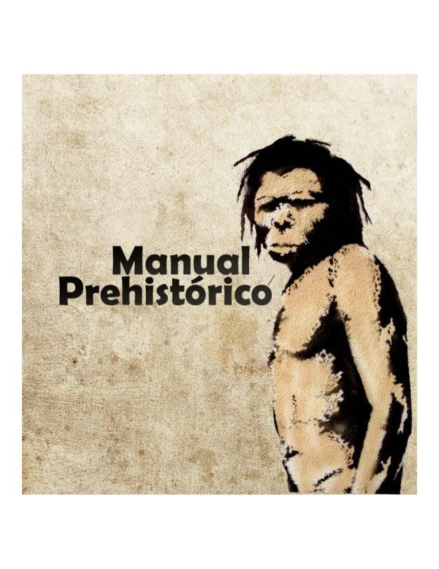 Manual prehistórico