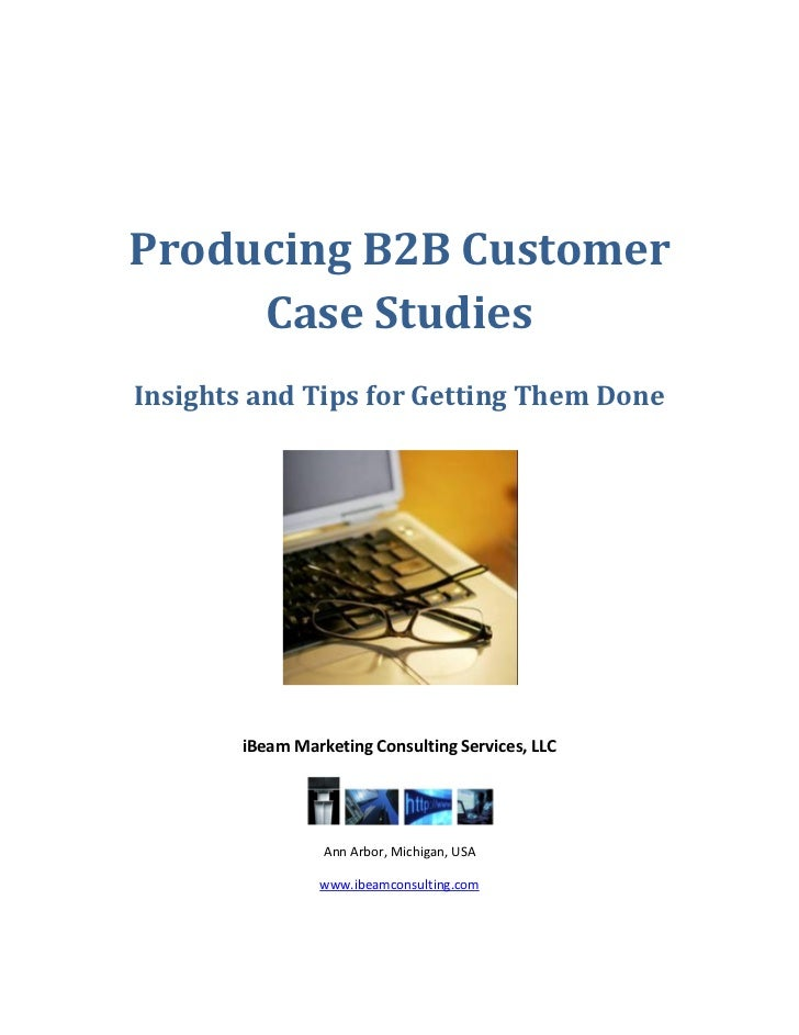 b2b direct marketing case studies Browse case study, studies and web 20 content selected by the b2b marketing zone community.