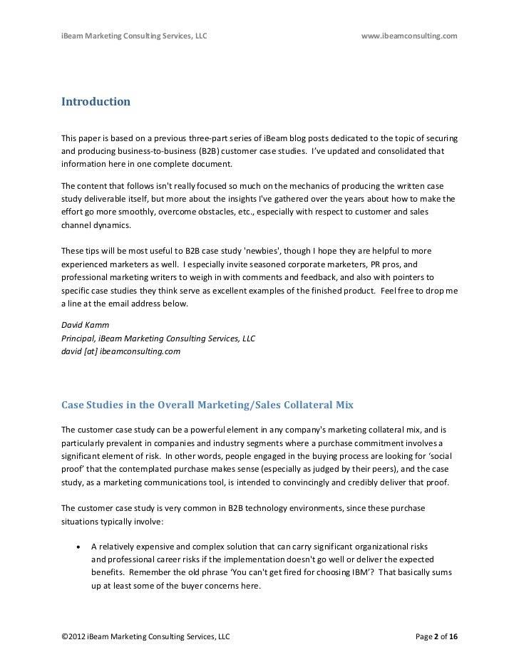 Inspiring B2B digital marketing case studies