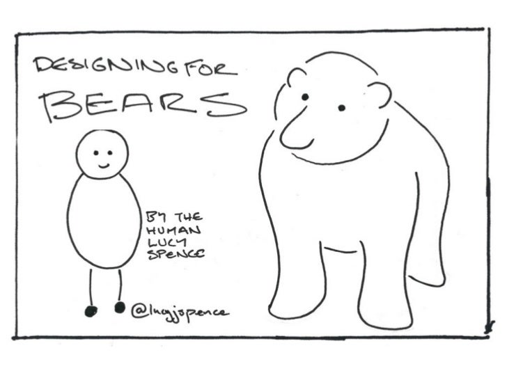 Designing for Bears